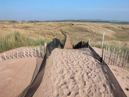 Aberlady Bay Feature Page on Undiscovered Scotland