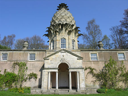 The Pineapple Feature Page On Undiscovered Scotland