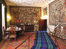 Cawdor Castle Feature Page On Undiscovered Scotland