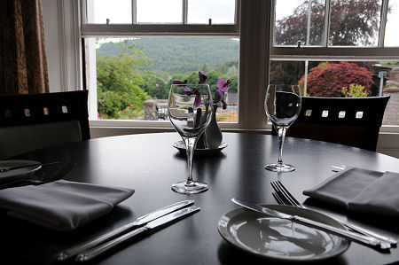 Atholl Arms Hotel: Dining Review on Undiscovered Scotland
