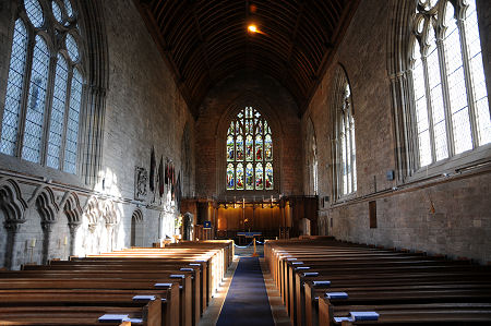 Dunkeld Cathedral Feature Page On Undiscovered Scotland