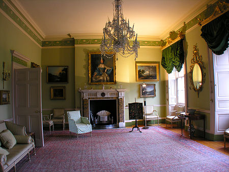 The georgian house feature page on undiscovered scotland for Room interior design edinburgh