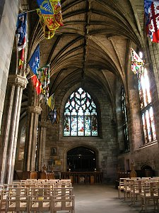 St Giles Cathedral Feature Page On Undiscovered Scotland