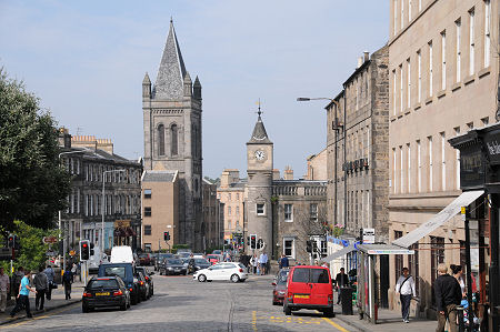 Stockbridge Feature Page On Undiscovered Scotland