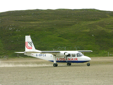 Fair Isle Air Service Feature Page on Undiscovered Scotland