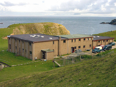 Fair Isle Bird Observatory Feature Page on Undiscovered Scotland