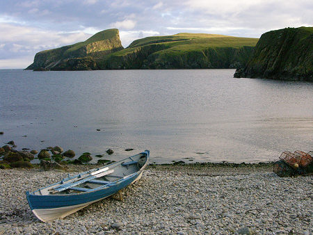 Fair Isle Feature Page on Undiscovered Scotland