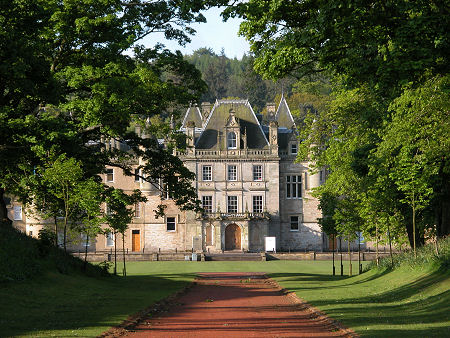 Callendar House Feature Page on Undiscovered Scotland