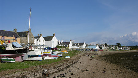 Findhorn Scotland Map.Findhorn Feature Page On Undiscovered Scotland