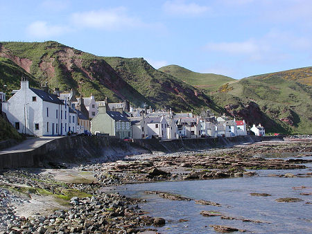 Gardenstown Feature Page on Undiscovered Scotland