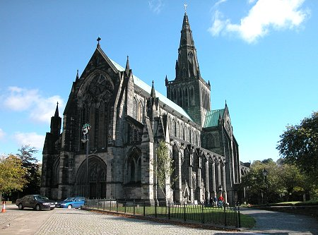 Image result for glasgow cathedral