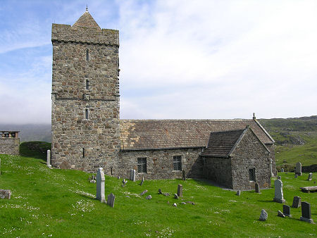 St Clement's Church Feature Page on Undiscovered Scotland