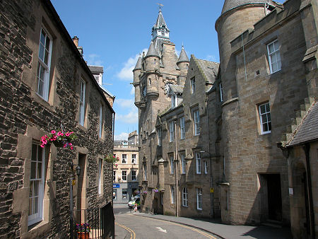 Hawick Feature Page On Undiscovered Scotland