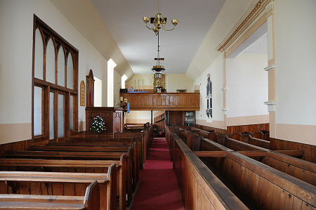 Canisbay Kirk Feature Page On Undiscovered Scotland