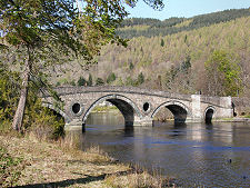 kenmore feature page on undiscovered scotland