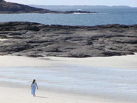 sanna feature page on undiscovered scotland