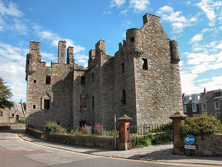 Maclellan S Castle Feature Page On Undiscovered Scotland
