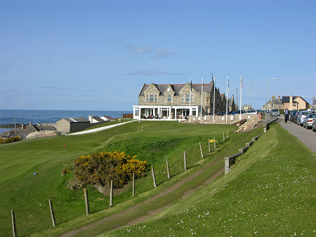 Lossiemouth Feature Page On Undiscovered Scotland