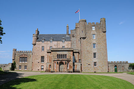 Castle Of Mey Feature Page On Undiscovered Scotland