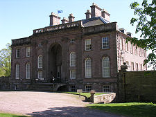 House Of Dun Feature Page On Undiscovered Scotland