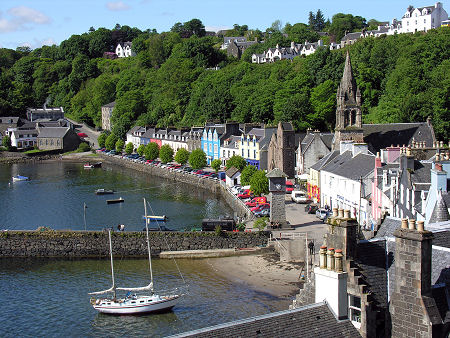 Tobermory from the South East