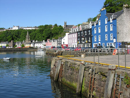 Tobermory Harbour and Main