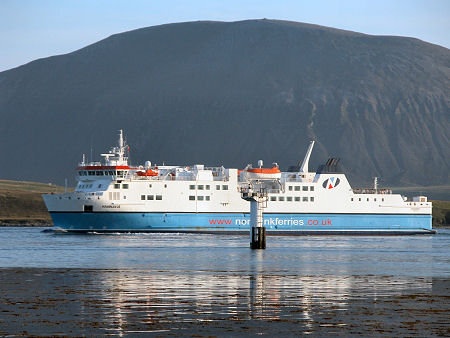 Scrabster To Stromness Ferry Feature Page On Undiscovered Scotland