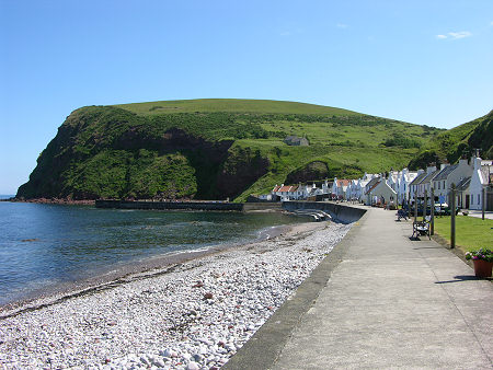 Pennan Feature Page On Undiscovered Scotland
