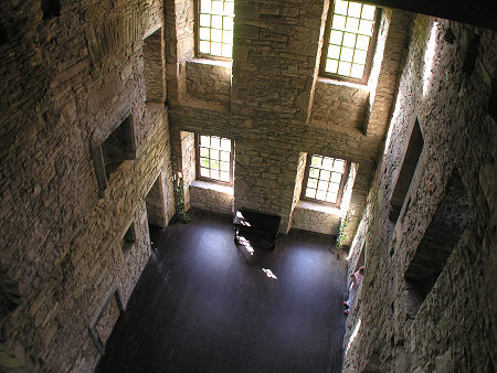 Huntingtower Castle Feature Page On Undiscovered Scotland