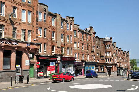 Port Glasgow Feature Page On Undiscovered Scotland