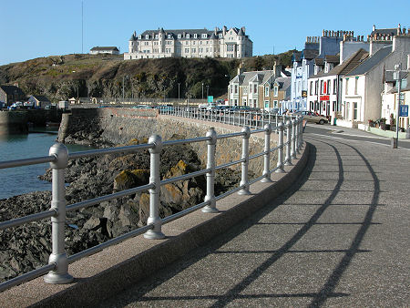 About Portpatrick and the surrounding area