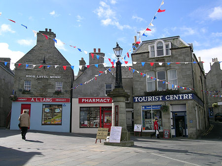 Viking Range Parts >> Lerwick Feature Page on Undiscovered Scotland