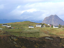 Elgol Seen from the South
