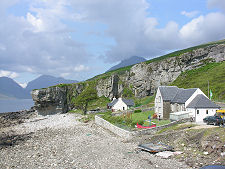 The Shore at Elgol