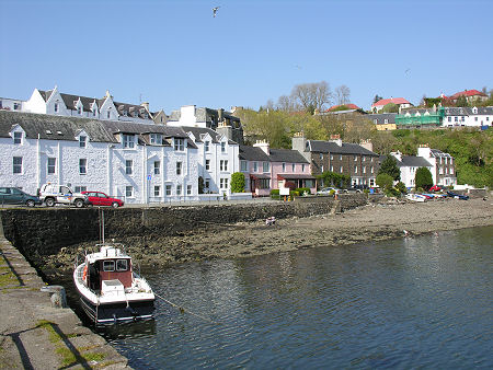 portree feature page on undiscovered scotland