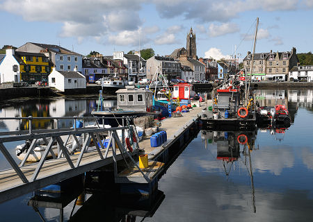 Tarbert In Argyll Feature Page On Undiscovered Scotland