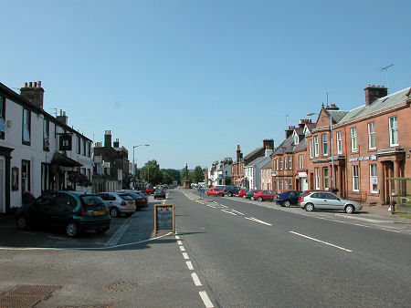 Thornhill Dumfries And Galloway Feature Page On
