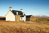View of Assynt Cottage