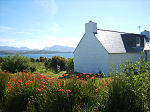 View of The Cottage, Coille Bheag