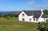 View of Crofthouse at Badachro