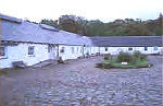 View of Eigg Cottage