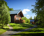 Cabins at Forest Holidays, Strathyre