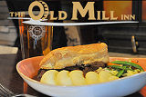 Food at The Old Mill Inn