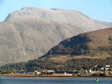 ben nevis how to get there